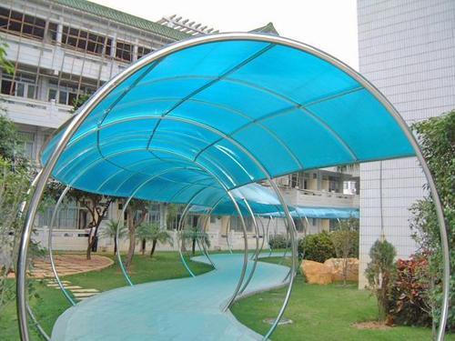 PC阳光板清洗和安装维护的准则